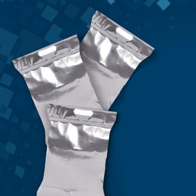 Pallets plásticos de embalagem de salgadinho