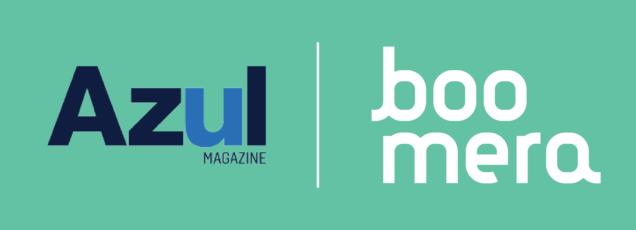 Boomera na Azul Magazine – Ed. Novembro!